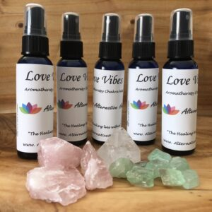 Love Vibes Aura Spray
