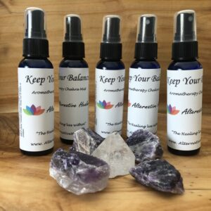 Keep Your Balance Aura Spray