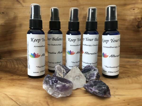 Keep Your Balance Aura Spray