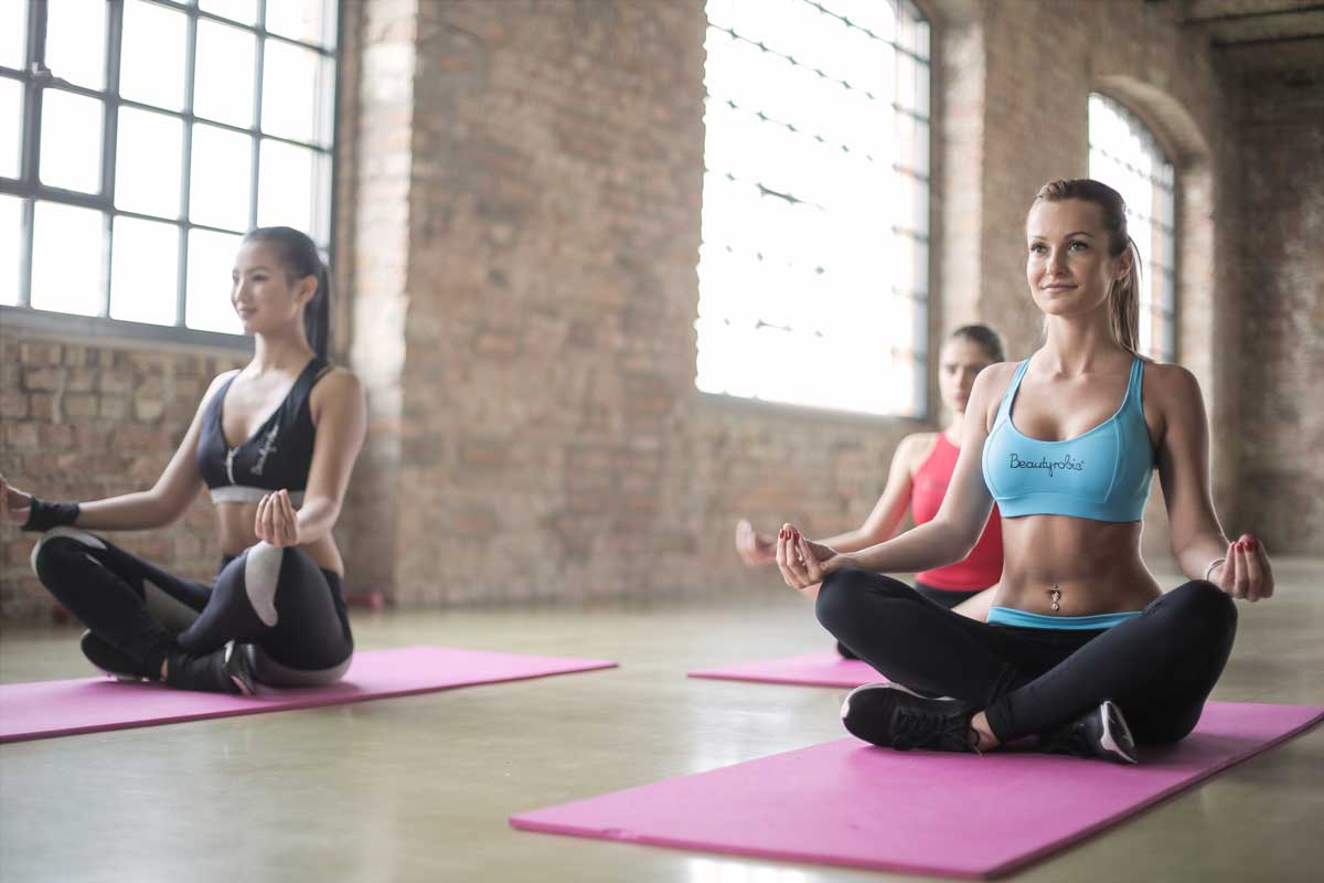 Chakra meditation class in Toronto