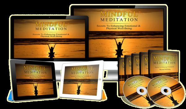 Mindfulness Meditation Mastery - healing store