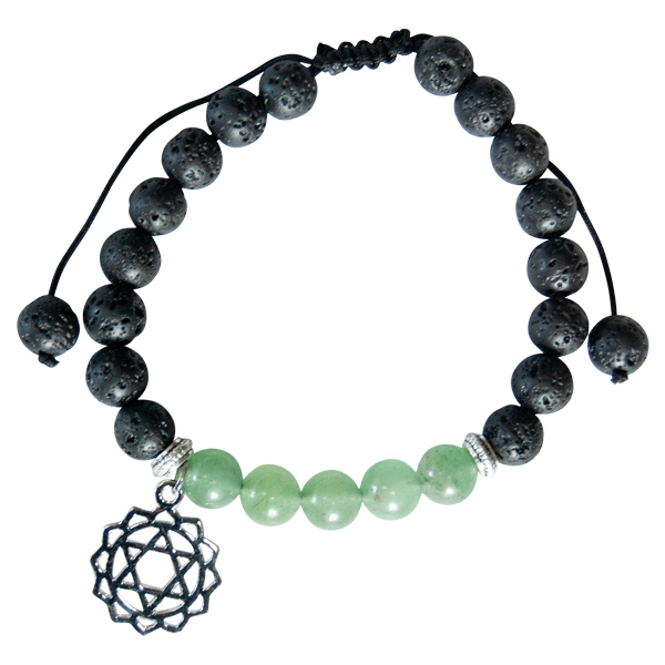 Green Aventurine Chakra Bracelet - healing shop