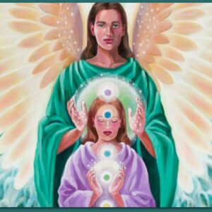 Angel therapy in Toronto - Raphael angel
