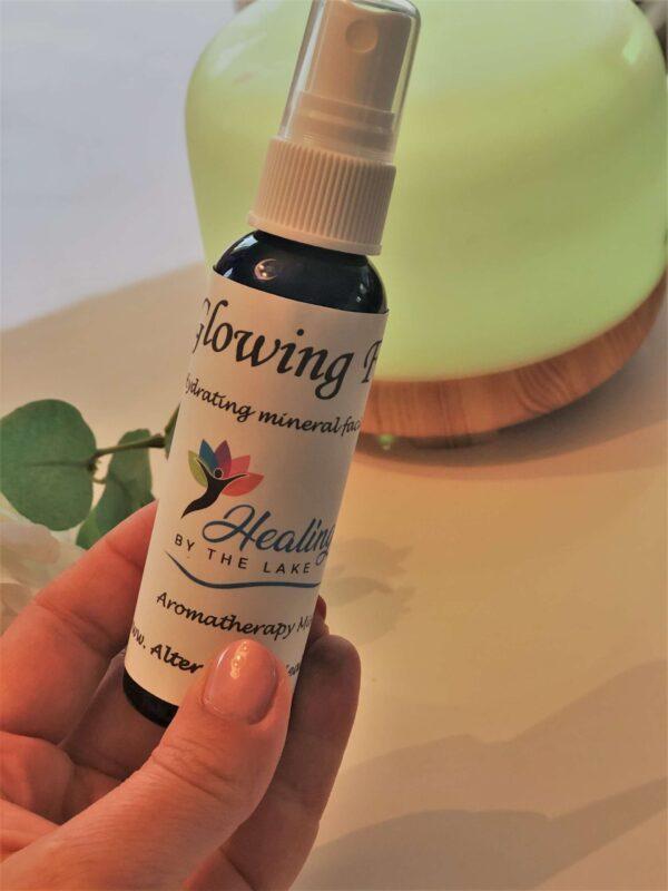 Glowing Face Spray - healing shop