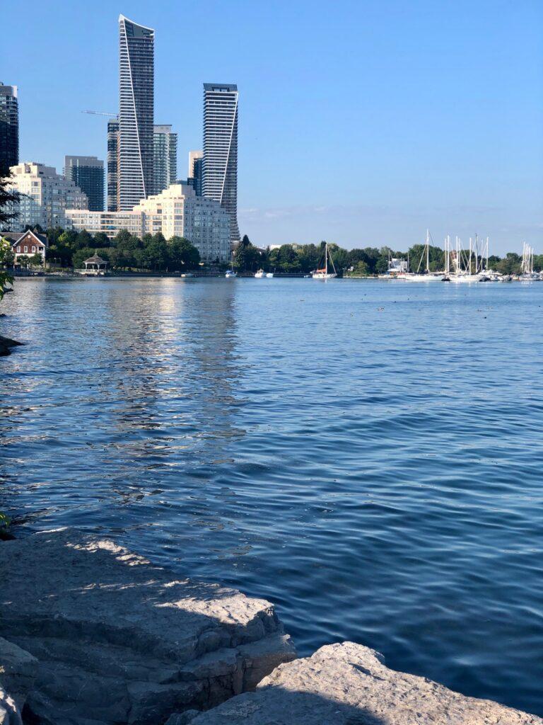 Heal by the lake Toronto