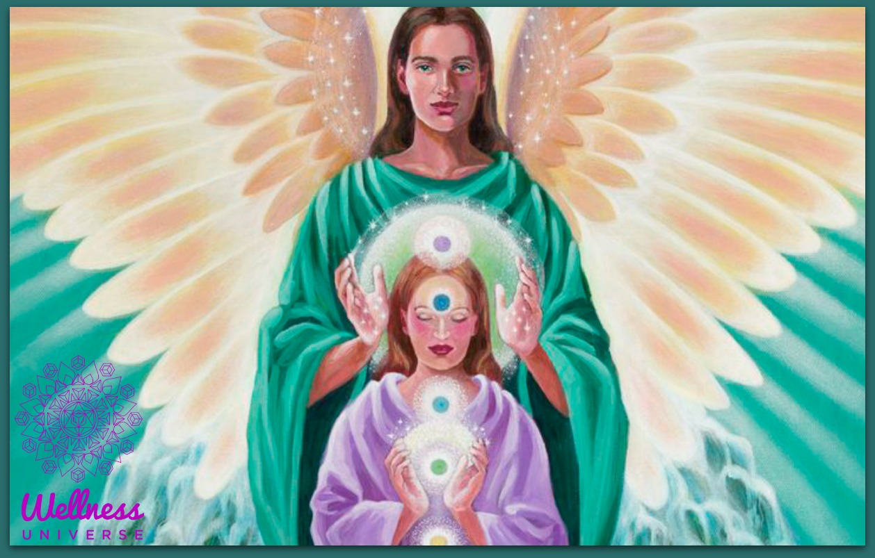 Angel therapy in Toronto - Raphael angell