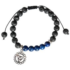 Lapsis Lazuli Chakra Bracelet - chakra healing